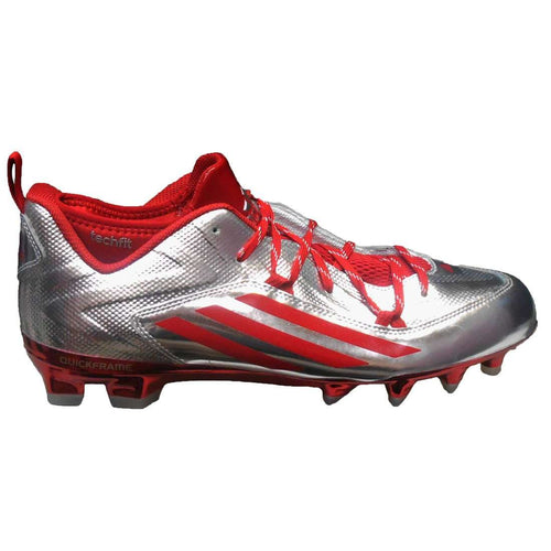 adidas Men's Crazyquick 2.0 Low Strategy Football Cleats - League Outfitters
