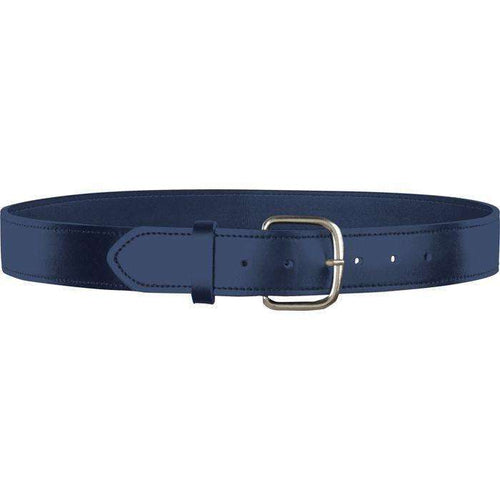 Adams Adult Synthetic Leather Baseball Belt - League Outfitters