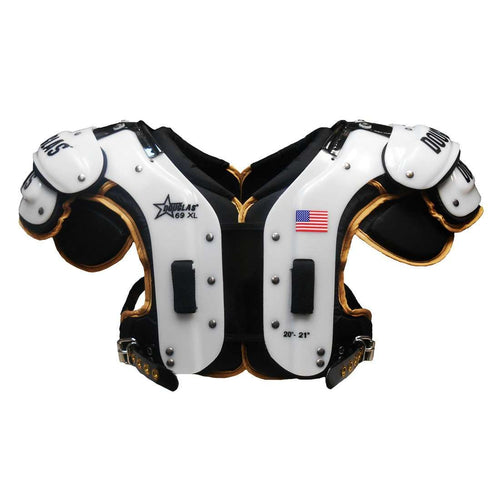 Douglas Adult CP69 All Purpose Shoulder Pads - League Outfitters