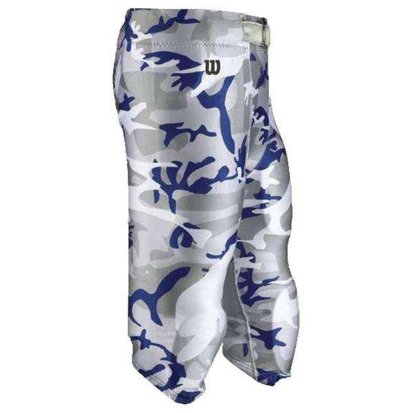 Wilson Adult Sublimated Football Pants - Camo - League Outfitters