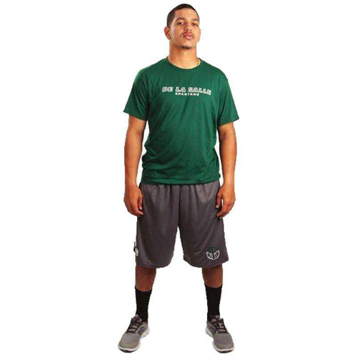 D1 Adult Basketball Tech Tee - League Outfitters