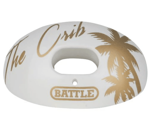 "Battle ""The Crib"" Oxygen Football Mouthguard - League Outfitters"