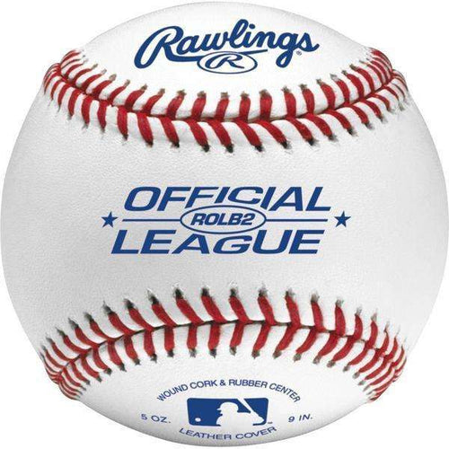 Rawlings Official League Practice Baseball - Individual - League Outfitters