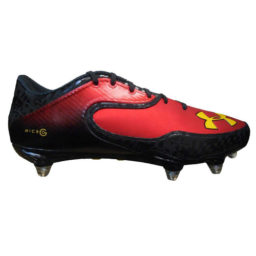 Under Armour Team Nitro Icon Low D Football Cleat - League Outfitters