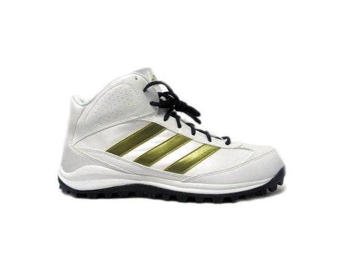 adidas SM Turf Hog LX Mid Football Cleats - League Outfitters