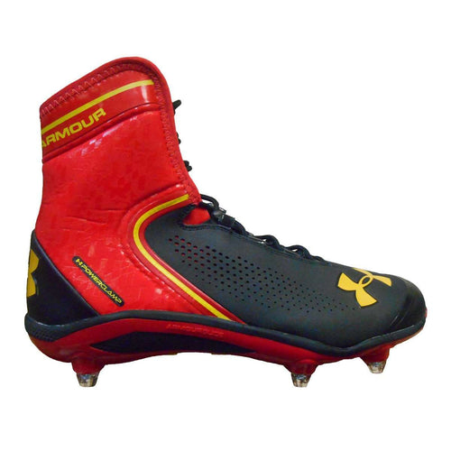 Under Armour Team Brawler D Football Cleat - League Outfitters