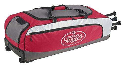Louisville Slugger Series 5 Rig Wheeled Bag - League Outfitters