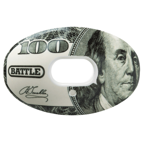 Battle Oxygen Benjamin Football Mouthguard - League Outfitters
