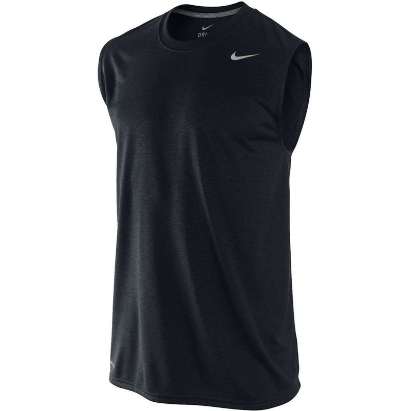 Nike Legend Poly Sleeveless Shirt - League Outfitters