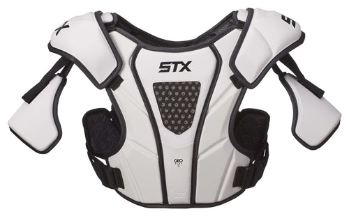 STX Cell IV Men's Lacrosse Shoulder Pads - League Outfitters