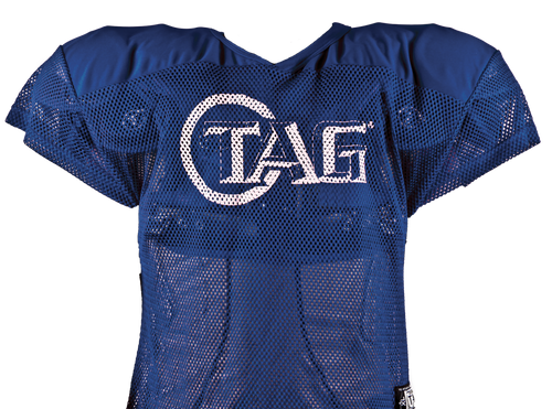 TAG Adult Football Practice Jersey - League Outfitters