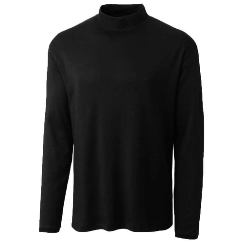 Russell Athletic Mock Neck Long Sleeve Shirt - League Outfitters