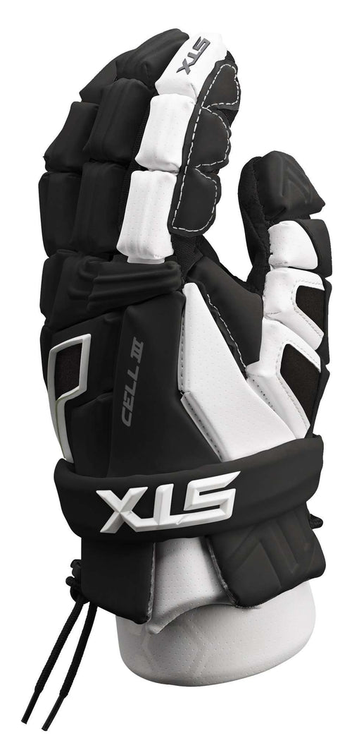 STX Cell III Adult Lacrosse Gloves - League Outfitters