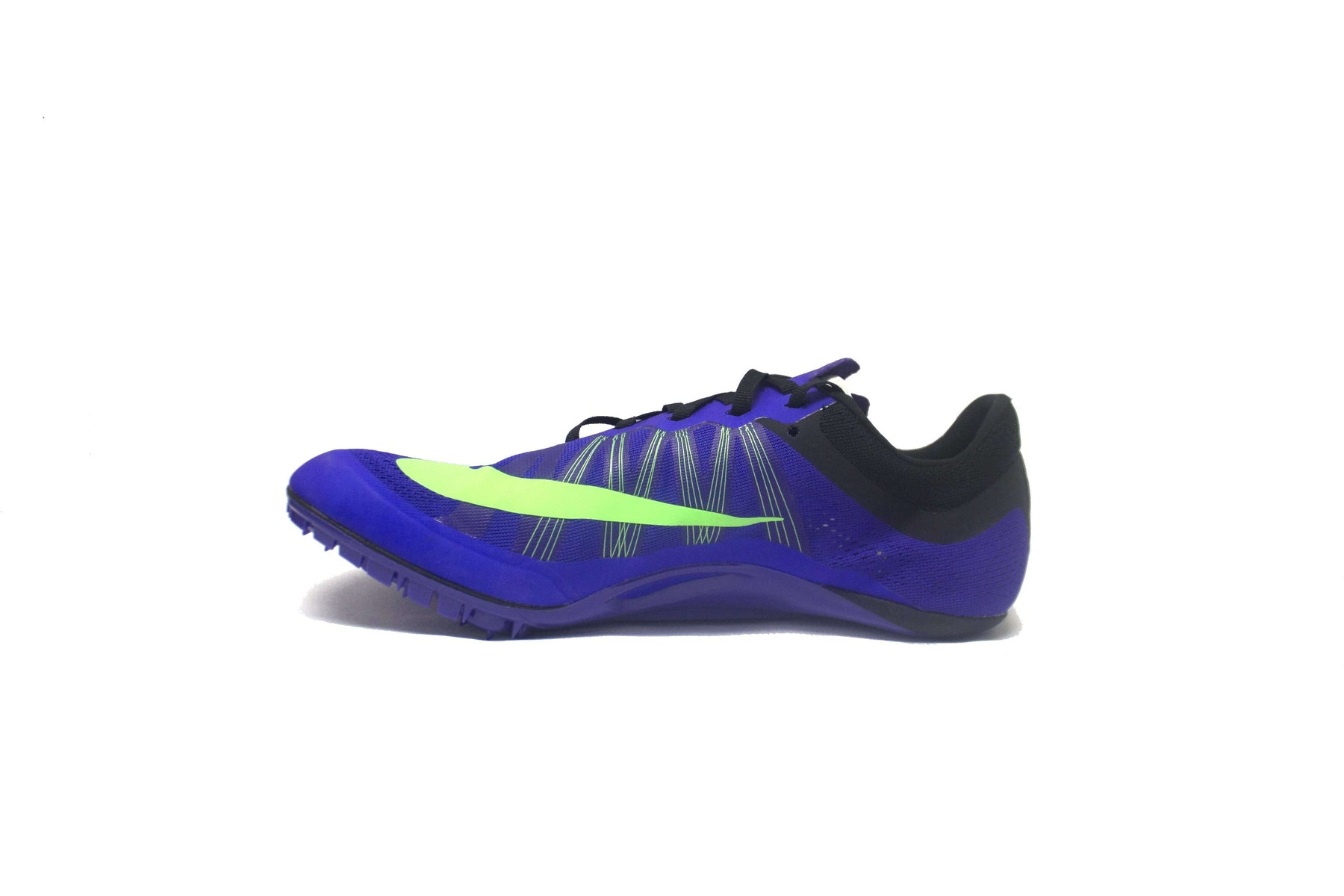 sports shoes febb6 72273 ... Nike Zoom JA Fly 2 Unisex Track Spikes - League Outfitters ...