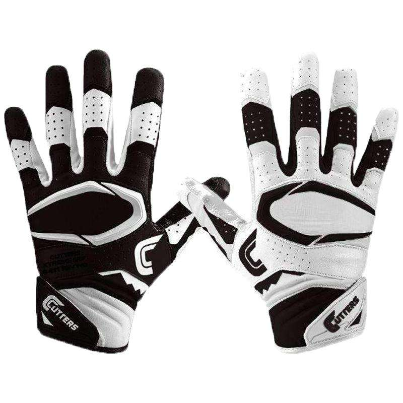 Cutters Adult Rev Pro 2.0 Yin Yang Football Receiver Gloves - League Outfitters