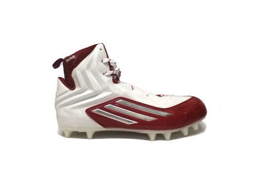 adidas Men's Crazyquick 2.0 High Wide 4 Football Cleats - League Outfitters