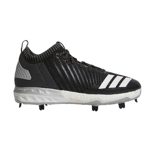 adidas Boost Icon 3 Men's Metal Baseball Cleats - League Outfitters