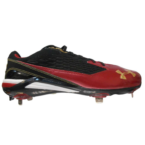Under Armour Natural II Team ST Metal Baseball Cleats - League Outfitters
