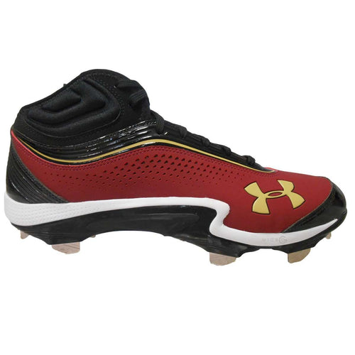 Under Armour Team Heater IV ST Baseball Cleat - League Outfitters