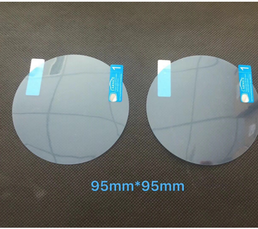 Automobile rearview mirror waterproof film waterproof film rearview mirror antifogging film