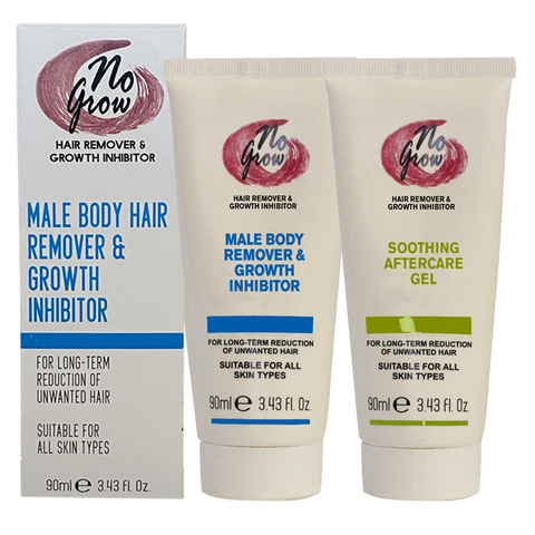 Male Hair Removal & Aftercare Stack