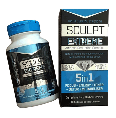 Sculpt Extreme 5in1 30 Caps