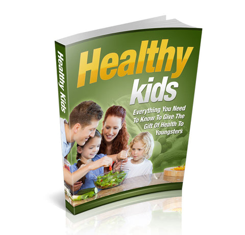 healthy kidss ebook