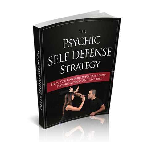 The Psychic Self Defense Strategy