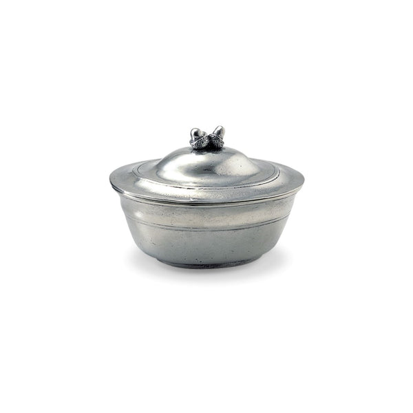 Acorn Lidded Bowl