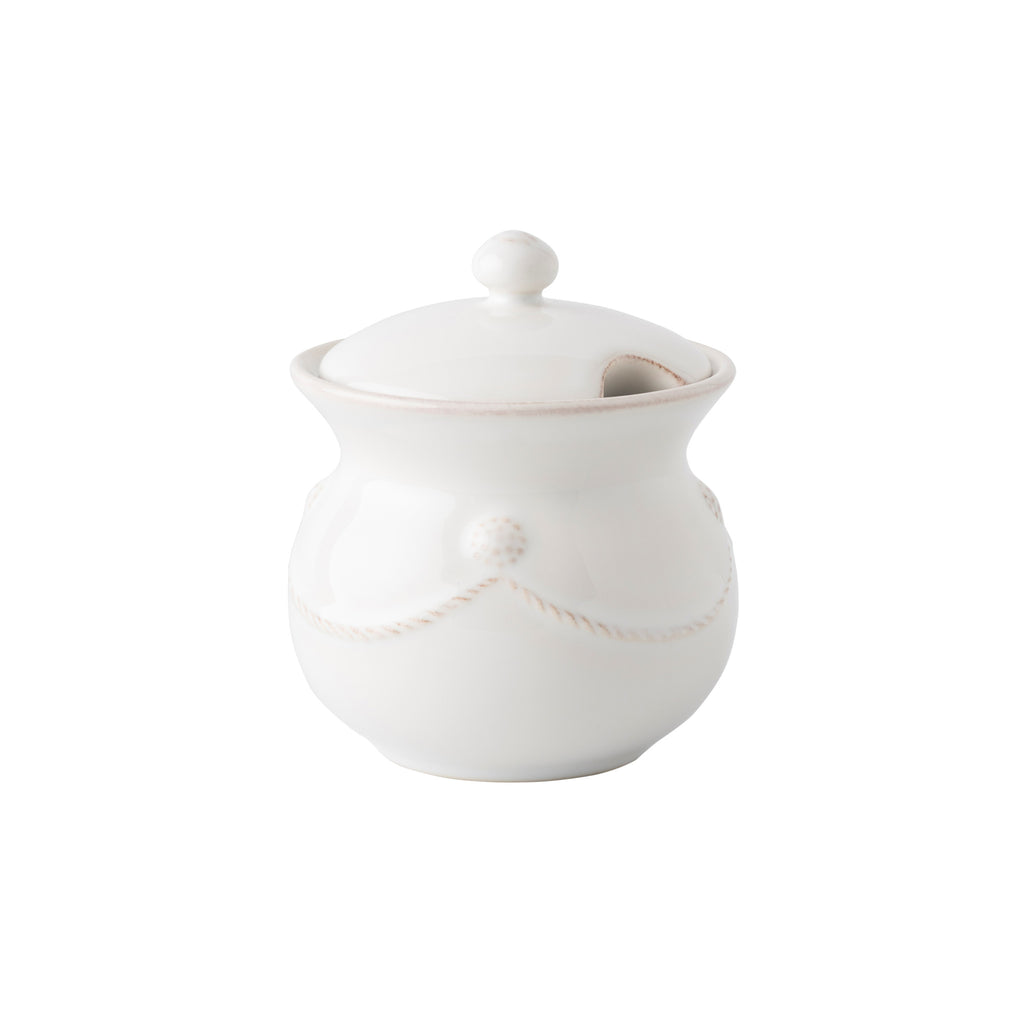Juliska Berry & Thread Lidded Sugar Pot