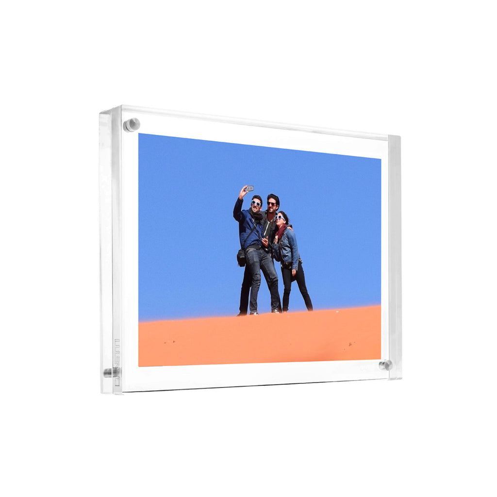 Acrylic Magnet Photo Frame