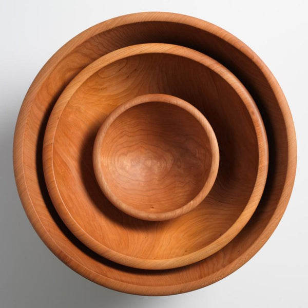 Andrew Pearce Champlain Bowl in Cherry