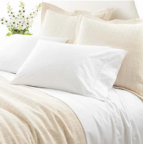 Classic Hemstitch Pillowcases
