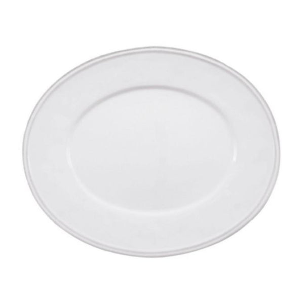 Clos du Manoir Oval Dinner Plate