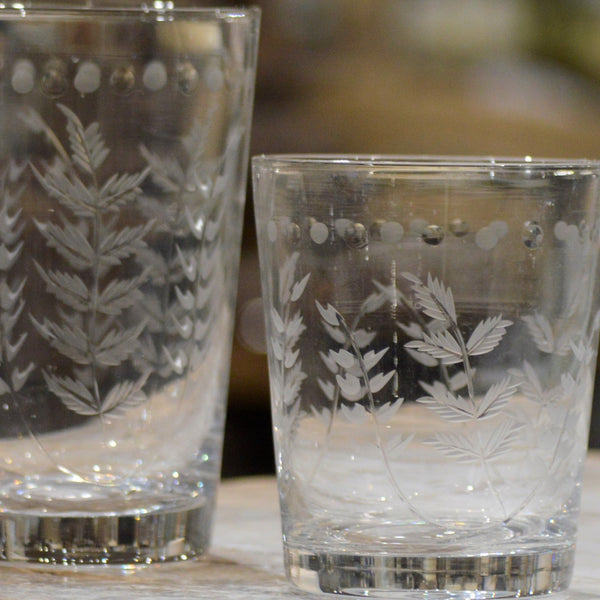 """Spring Leaves"" Small Tumbler"