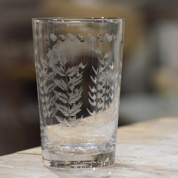 """Spring Leaves"" Large Tumbler"