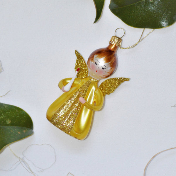 De Carlini Angel Ornament