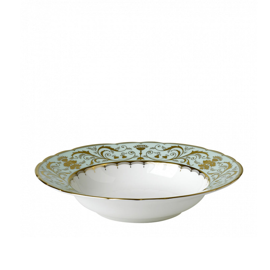 Darley Abbey Rimmed Soup Bowl