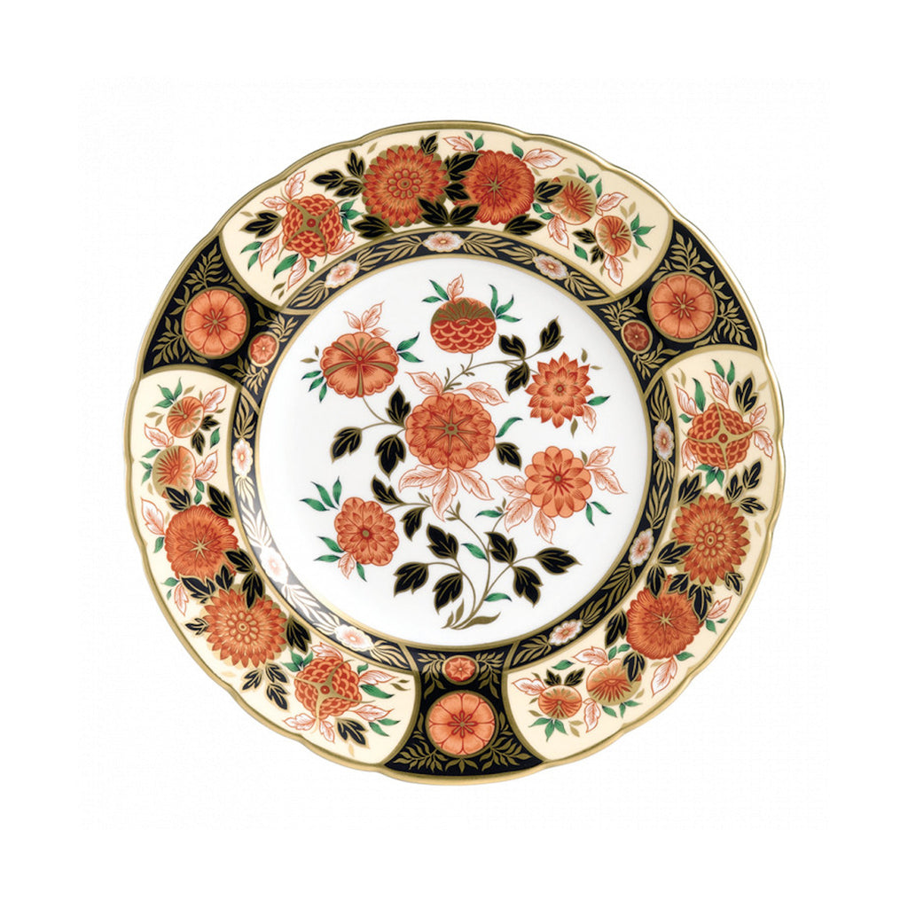 Antique Chrysanthemum Imari Salad/Accent Plate