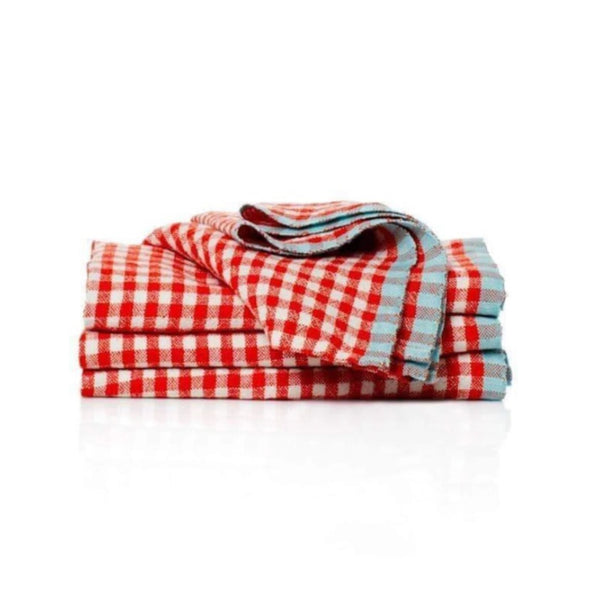 Two-Tone Gingham Napkin (set of four)
