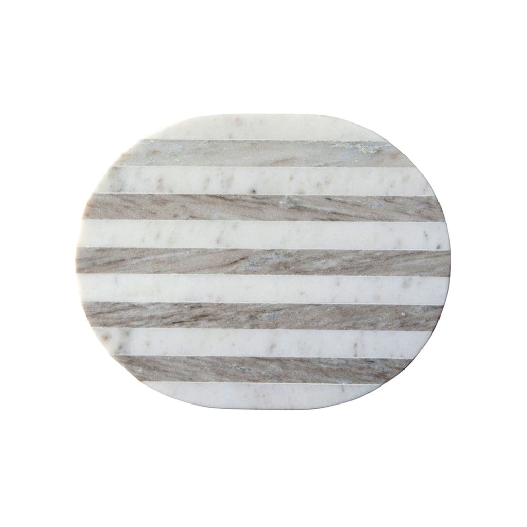 Oval Marble Cheese Board