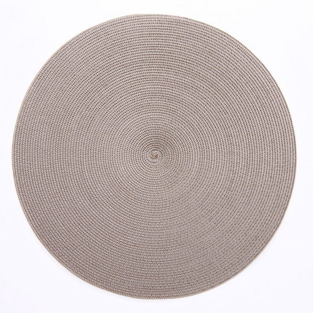 Braided Round Placemat