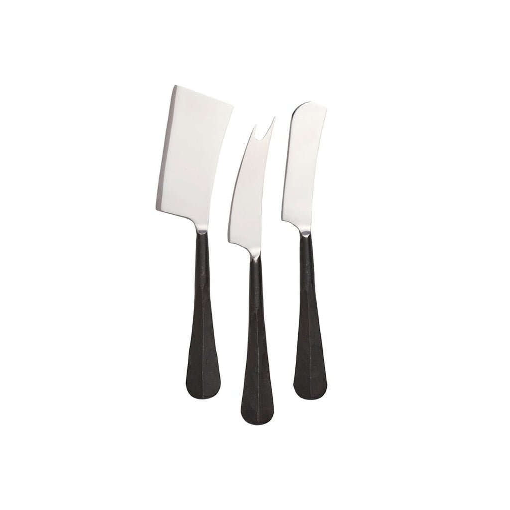 Woodbury Cheese Knife Set (gift boxed)
