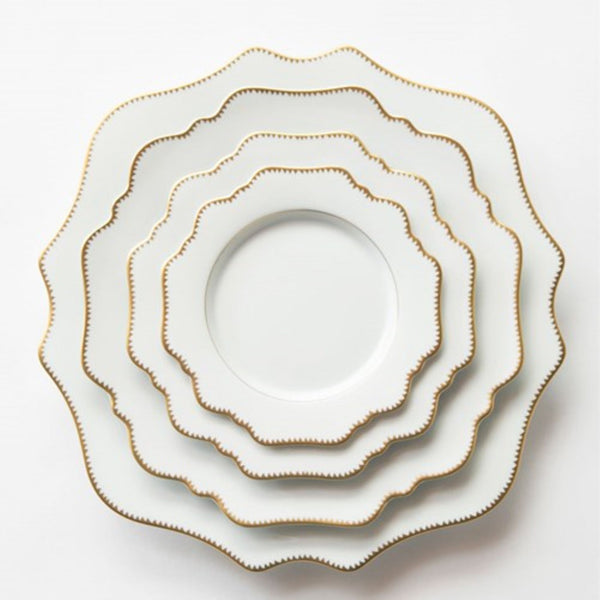 Simply Anna Antique Salad/Dessert Plate