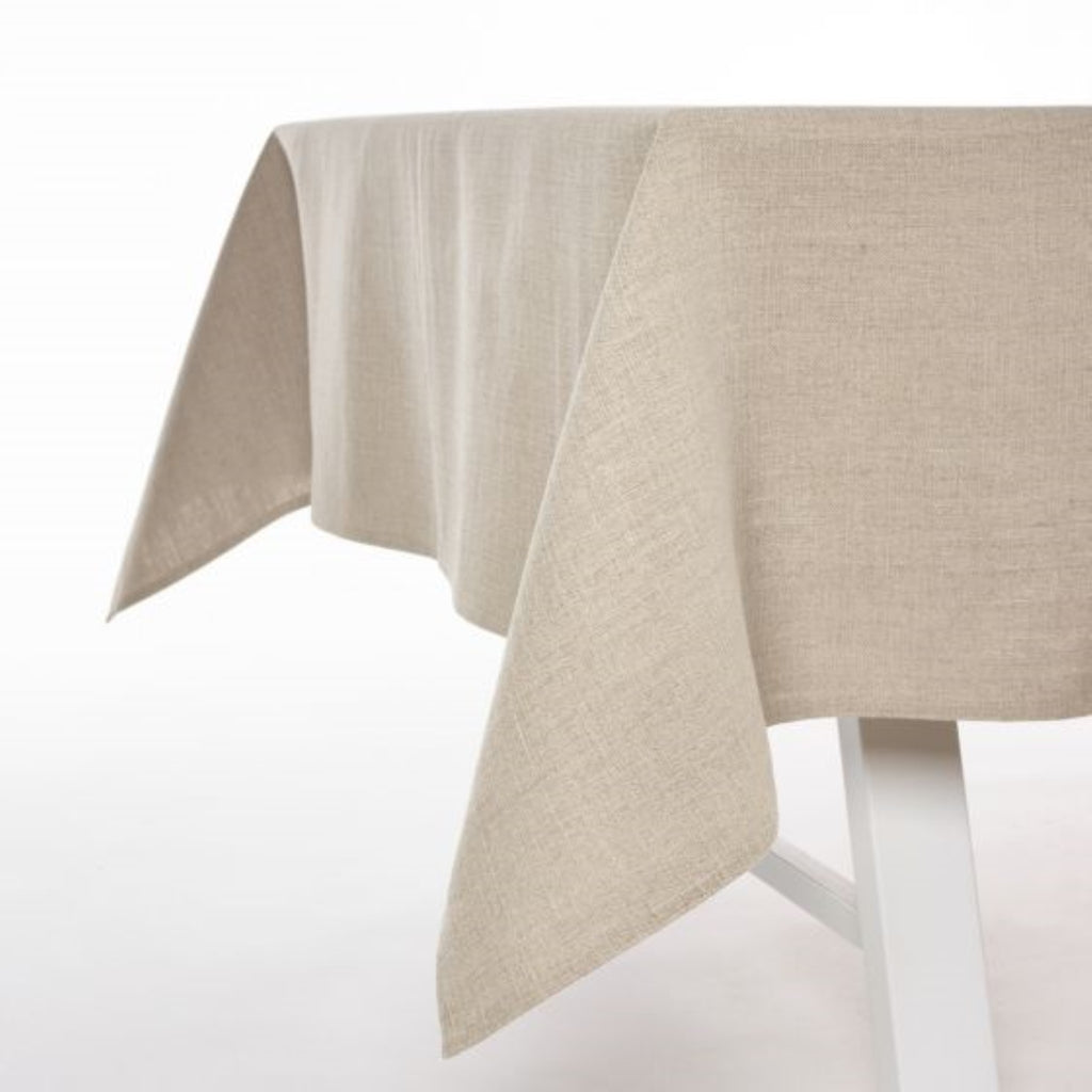 Belgian Linen Tablecloth
