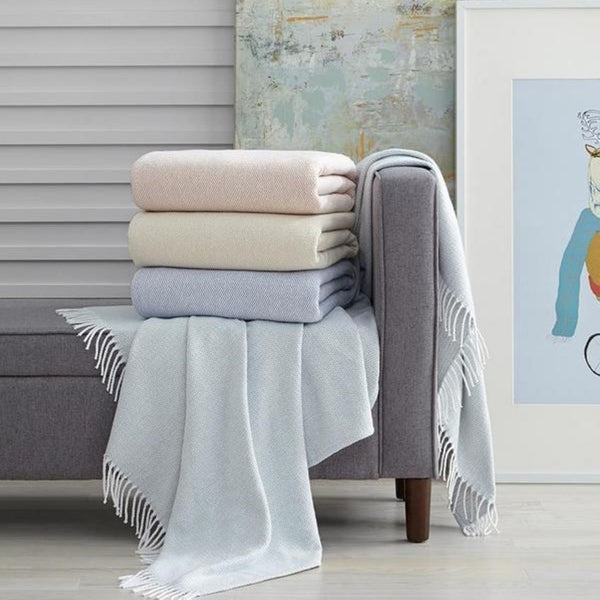 Terzo Cotton Throw