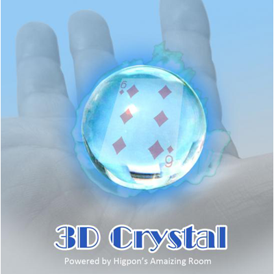 3D Crystal by Higpon - Trick