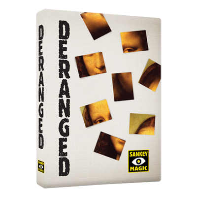 Deranged (DVD & Gimmicks) by Jay Sankey - Trick