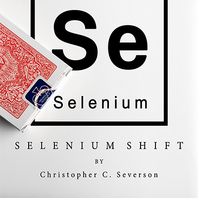Selenium shift by Chris Severson & Shin Lim Presents - DVD
