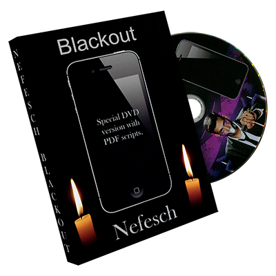 Blackout by Nefesch - DVD